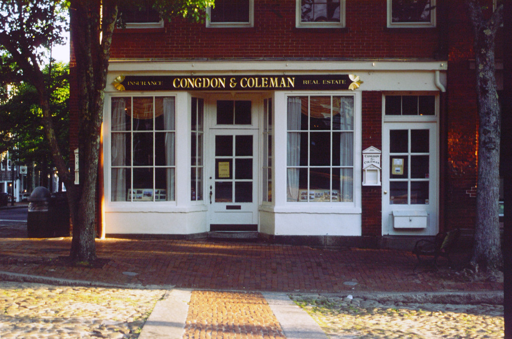 insurance on nantucket from congdon and coleman insurance